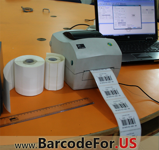 how to create quantum barcode labels